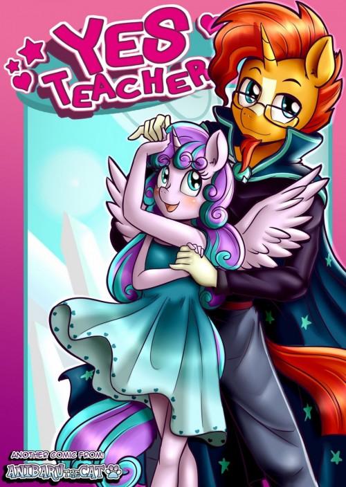 Yes Teacher!- Anibaruthecat