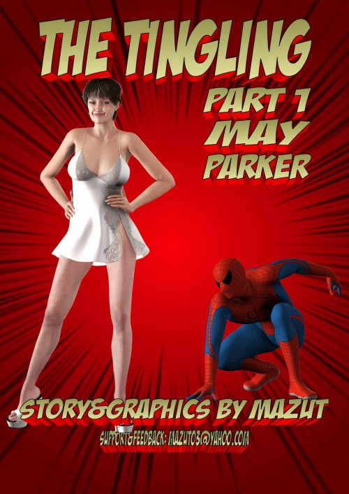 Mazut- The Tingling May Parker (Spiderman)