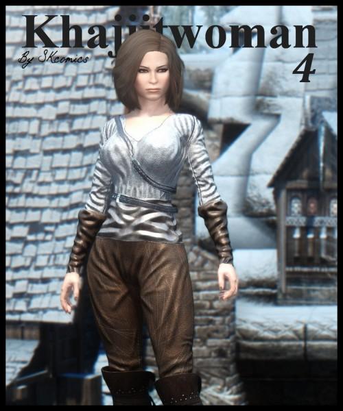 Khajitwoman Chapter 4- SKComics