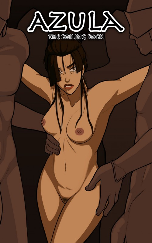 Azula in the Boiling Rock- Mrpotatoparty
