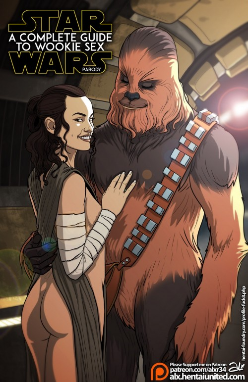 Fuckit- A Complete Guide to Wookie Sex [Star Wars]