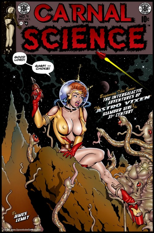 James Lemay – Carnal Science part 1-4