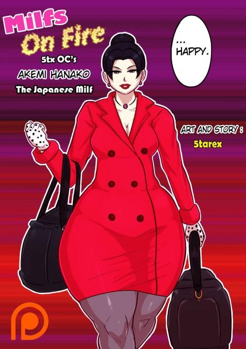 Milfs on FIre- Akemi Hanako (5tarex)