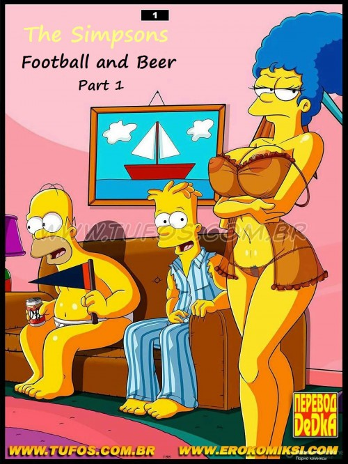 The Simpsons – Football and Beer Part 1- Tufos