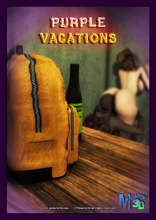 Purple Vacations – Moiarte