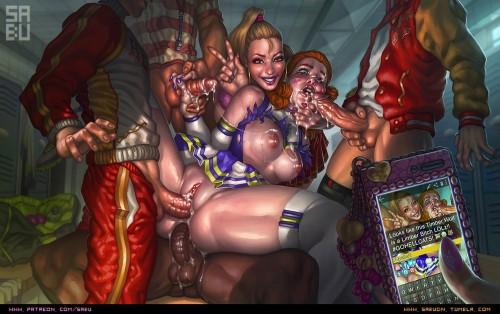 Sabudenego- Sex Arcade megapack 2018 (Overwatch)