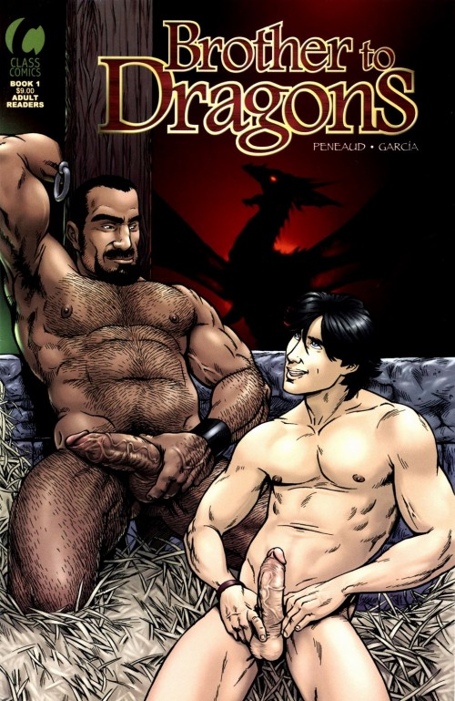 Brother to Dragons- Carlos Garcia