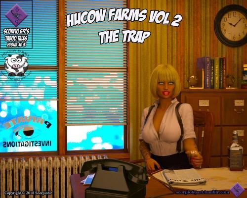 Hucow Farms Vol 2- The Trap (scorpio69)
