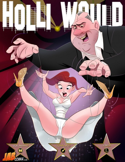 Holli Would- Jabcomix