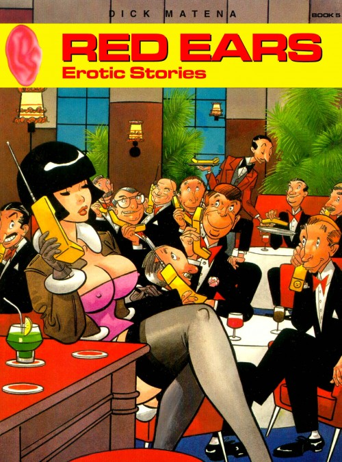 Red Ears Erotic Stories- Dick Matena