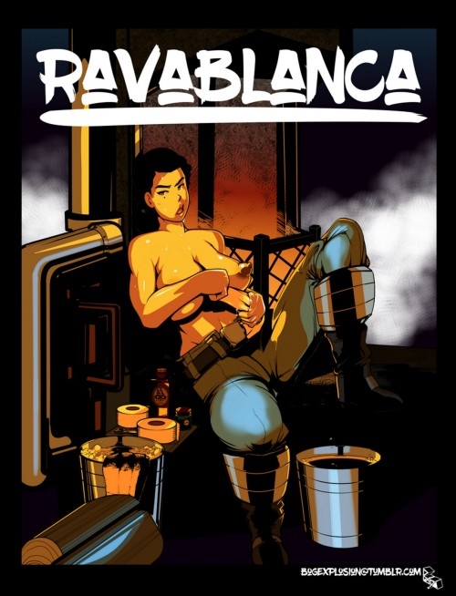 [Bogexplosion] Ravablanca (The Legend of Korra)