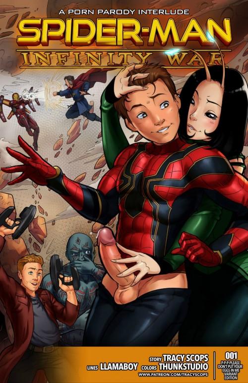 Spider-Man Infinity War (Llamaboy)- Tracyscops