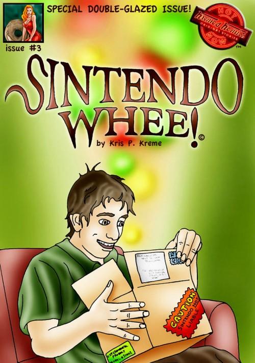 Sintendo Whee!- Kremed Komics [Kris P. Kreme]