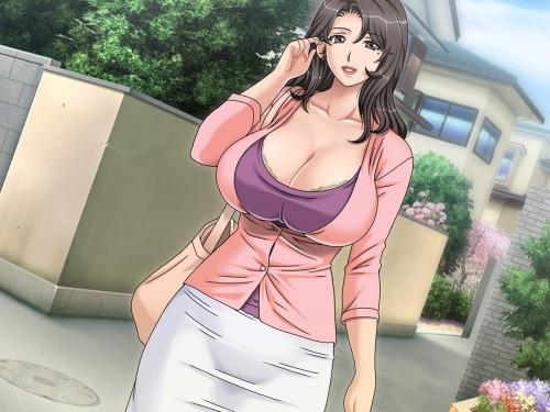 Slutty Cheating Mother- Gaden (Tomodachi no Mama o Otosu)