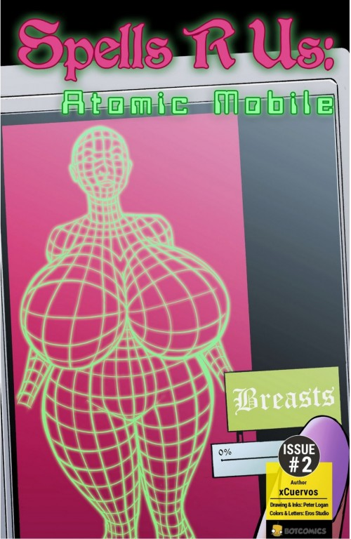 Spells R Us – Atomic Mobile Issue 2 by Bot