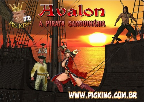 Avalon A Pirata Sanguinaria- PigKing