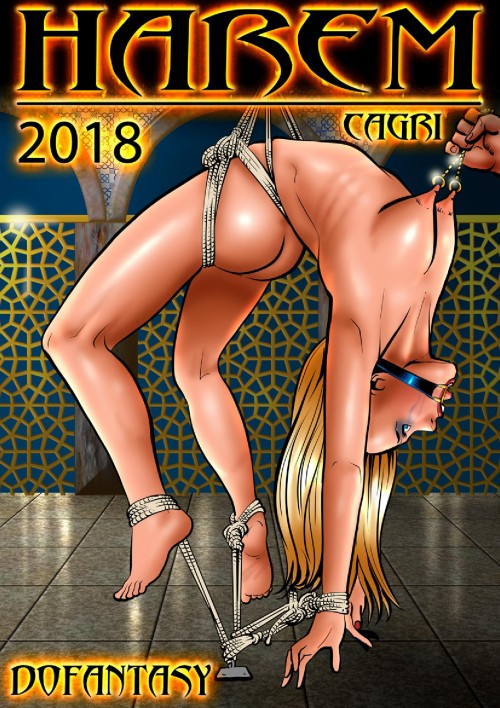 Harem 2018- Cagri by Dofantasy