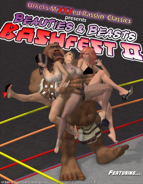 Beauties and Beasts- Bashfest 2