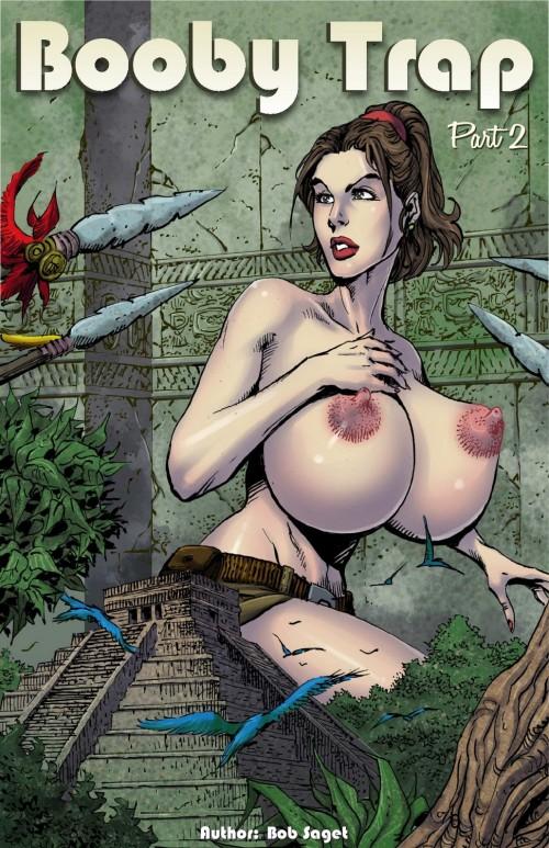 Bot Comics-Booby Trap 1-2