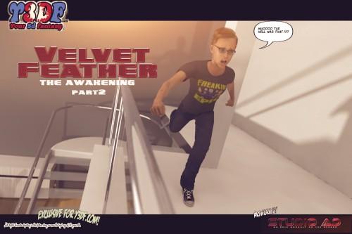 Y3DF-Velvet Feather 2
