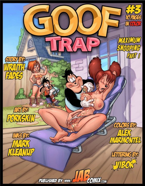 Goof Trap 3 - Maximum Snooping
