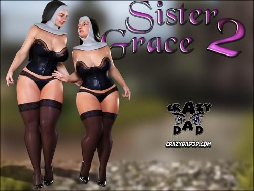 Sister Grace 2- CrazyDad3D
