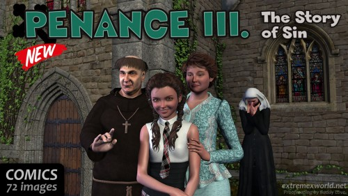 Penance Part 3- The Story of Sin (ExtremeXWorld)
