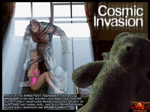 Cosmic Invasion by Taboo