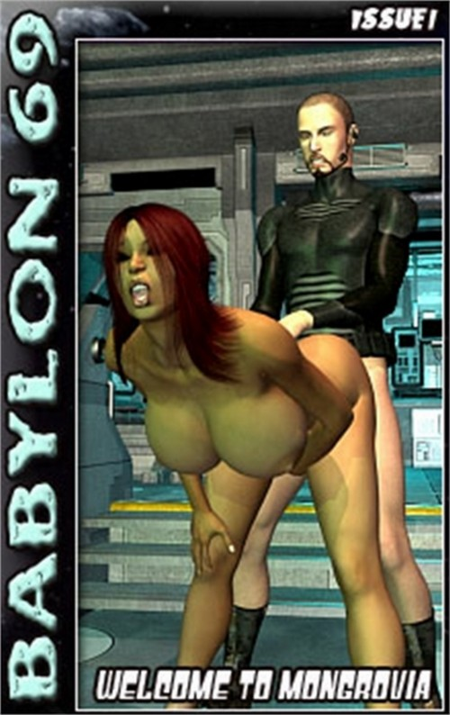 Babylon69 Issue 1-11 – The HoloIncident