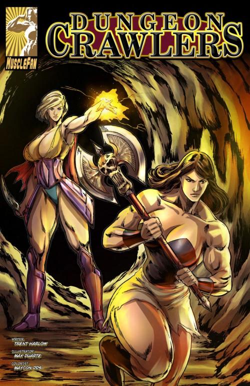 Dungeon Crawlers 02 – Muscle Fan
