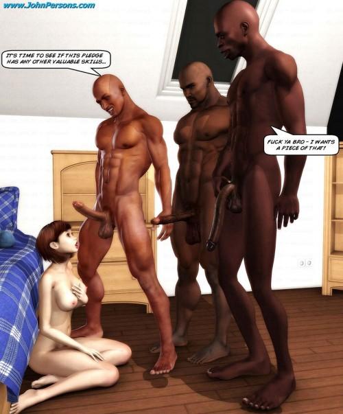 Slumber Party – Darklord & John Persons