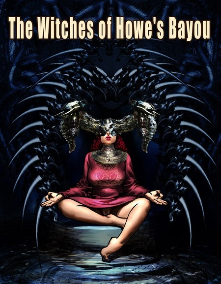 The Witches of Howe's Bayou- Edelweiss