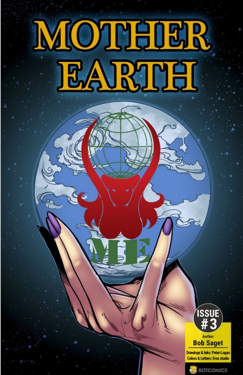 Mother Earth Issue 3 – Bot Comics