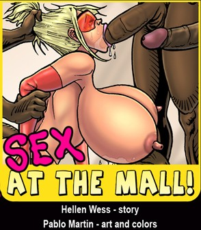 Sex at the Mall [Pablo Martin]