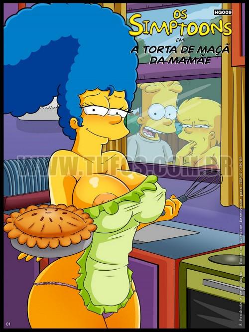The Simpsons 10- Mom's Apple Pie [Tufos]
