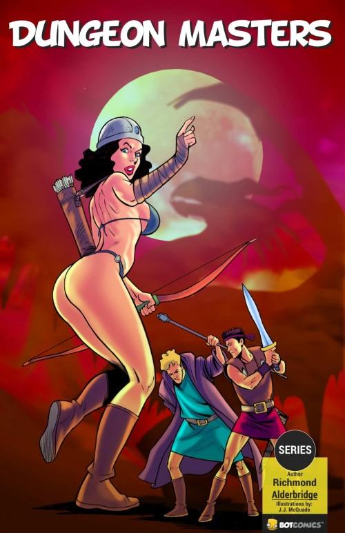 Dungeon Masters Part 1-6 – BotComics