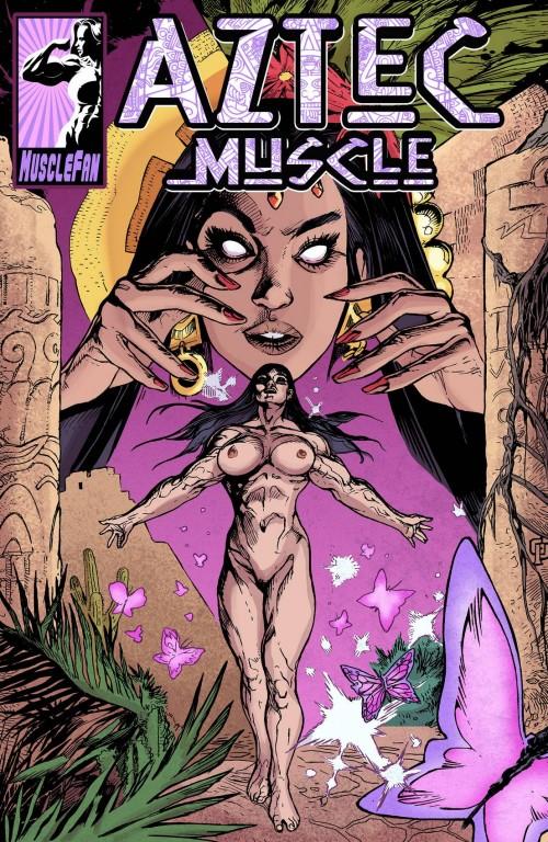 Aztec Muscle 1- Musclefan
