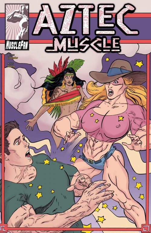 MuscleFan Comic - Aztec Muscle - 3