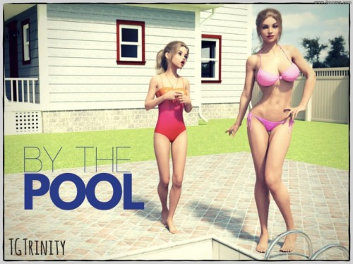 By The Pool- TGTrinity