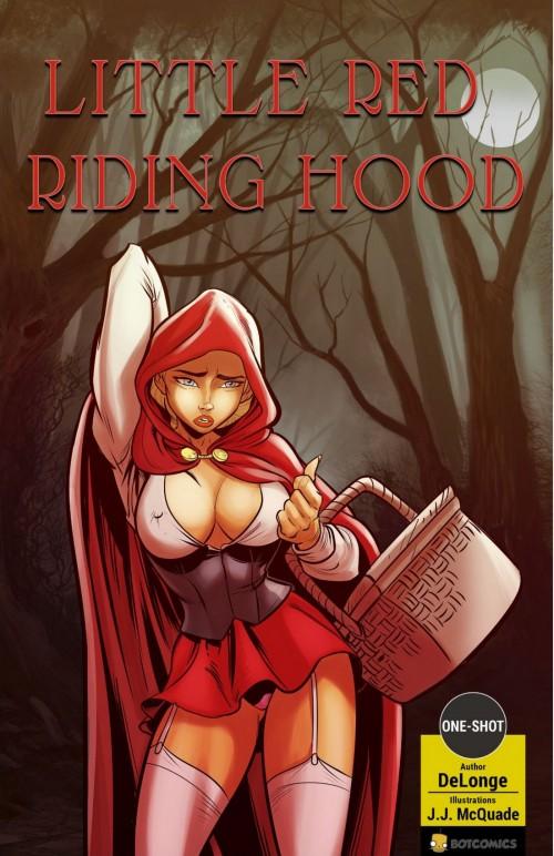 Botcomics- Little Red Riding Hood