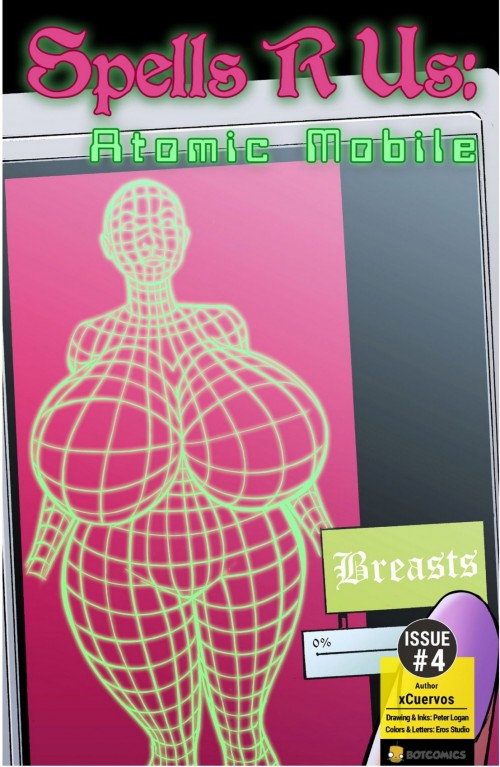Spells R Us – Atomic Mobile Issue 4 by Bot