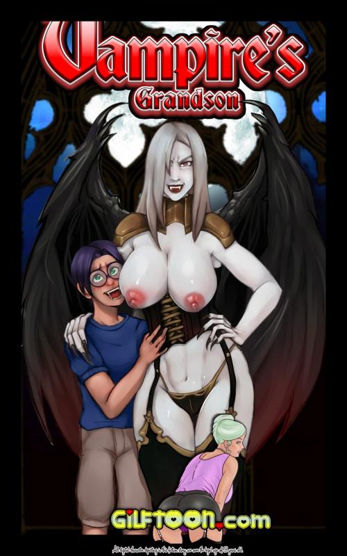 Vampire's Grandson by Gilftoon
