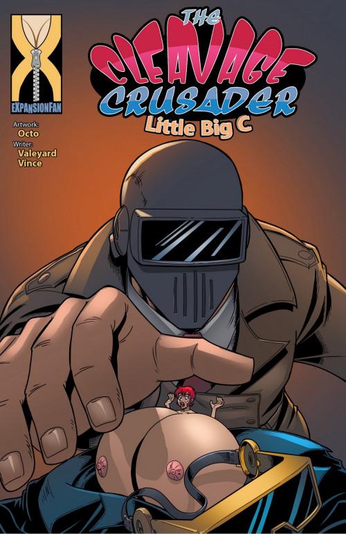 Cleavage Crusader 08 – Little Big C (ExpansionFan)