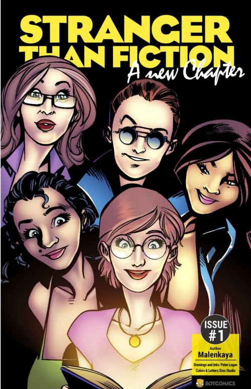 Stranger than Fiction – A New Chapter (BotComics)
