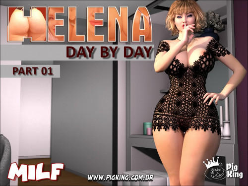 Helena Day By Day- Milf PigKing