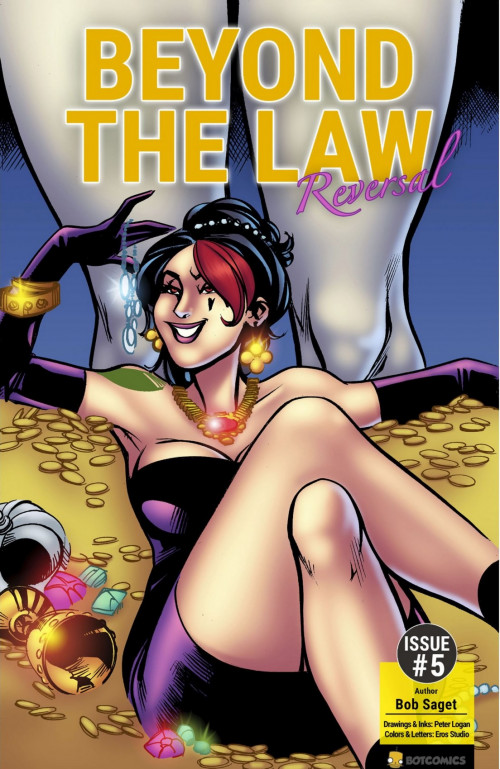 Beyond The Law – Reversal Issue 5