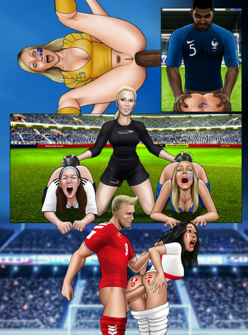 FIFA World Cup Russia 2018- Soccer by Extro