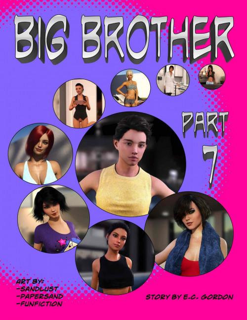 Sandlust- Big Brother Part 7