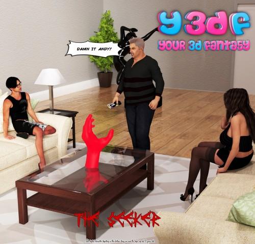 Y3DF- The Seeker