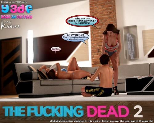Y3DF – The Fucking Dead 2